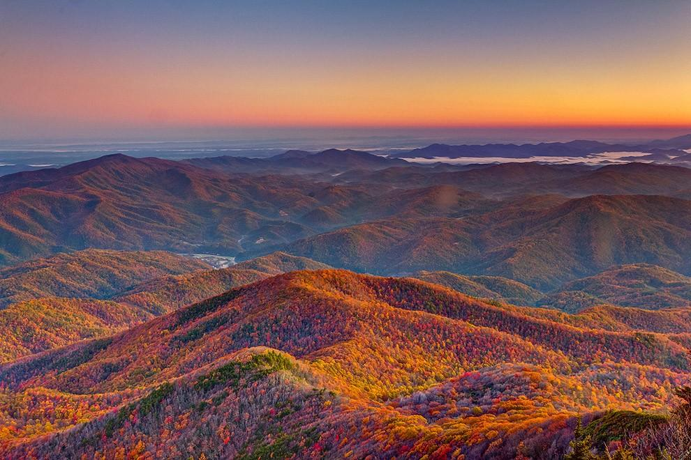 USA26 50 самых потрясающих фотографий, представляющих 50 штатов Америки