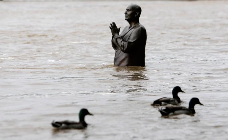 Из-за наводнения Чехию объявили зоной бедствия