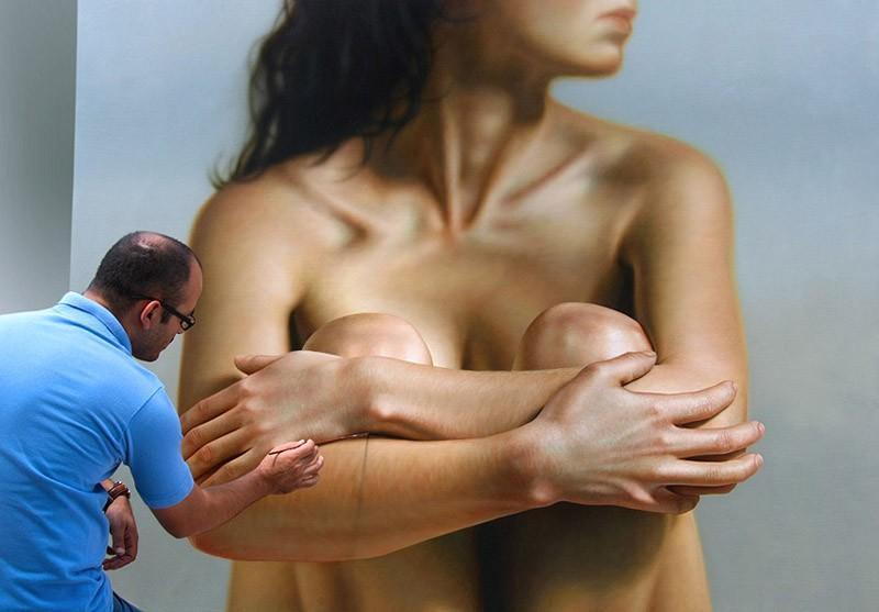 drawings02 Incredibly realistic paintings like photographs