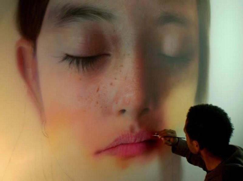 drawings06 Incredibly realistic paintings like photographs