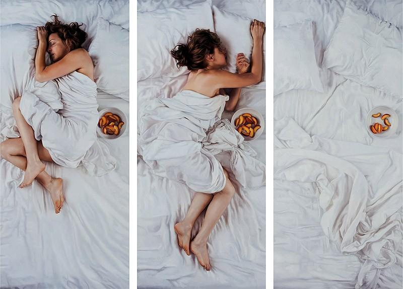 drawings09 Incredibly realistic paintings like photographs