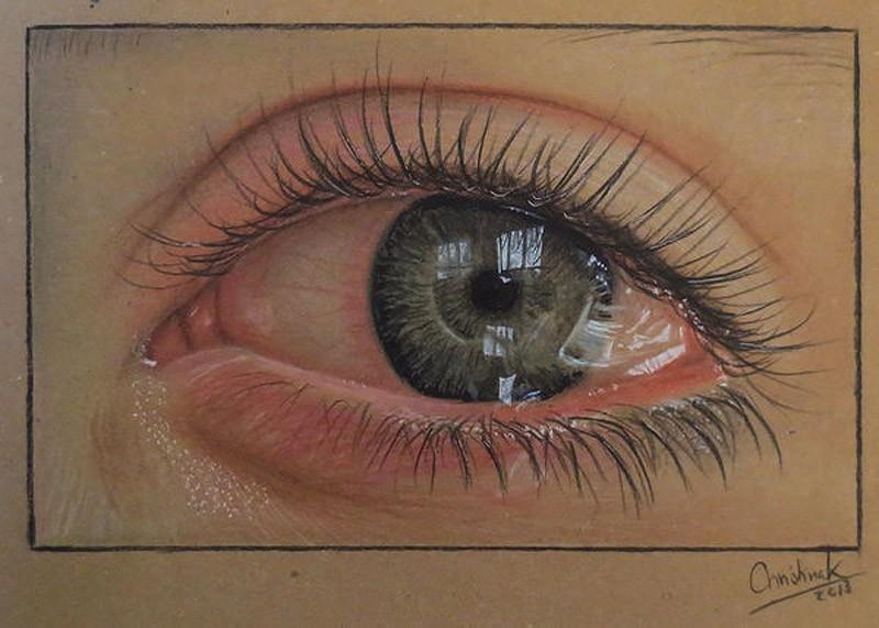 drawings15 Невероятно реалистичные картины, похожие на фотографии