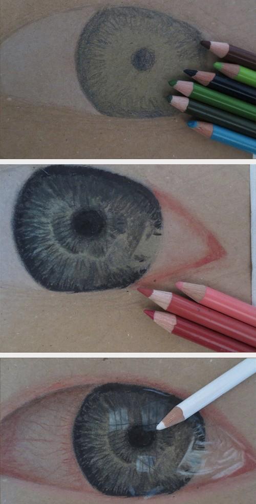 drawings16 Невероятно реалистичные картины, похожие на фотографии