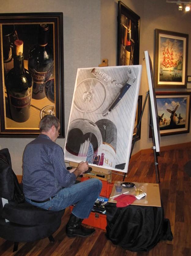 drawings25 Невероятно реалистичные картины, похожие на фотографии