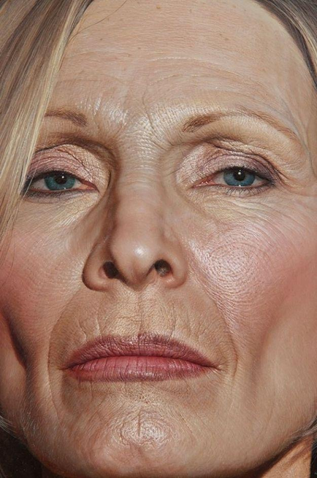 drawings42 Incredibly realistic paintings like photographs