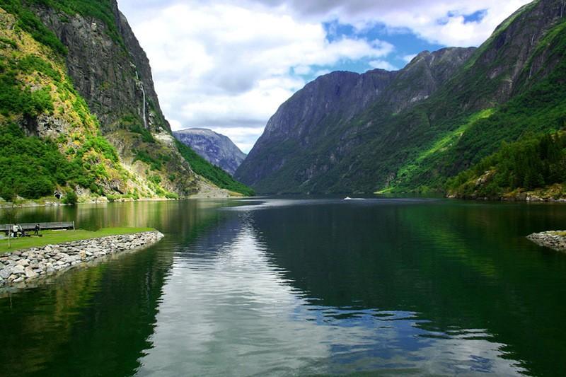 fjords02 Самые красивые фьорды Норвегии