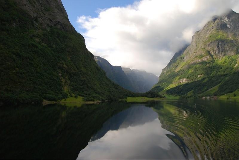fjords07 Самые красивые фьорды Норвегии