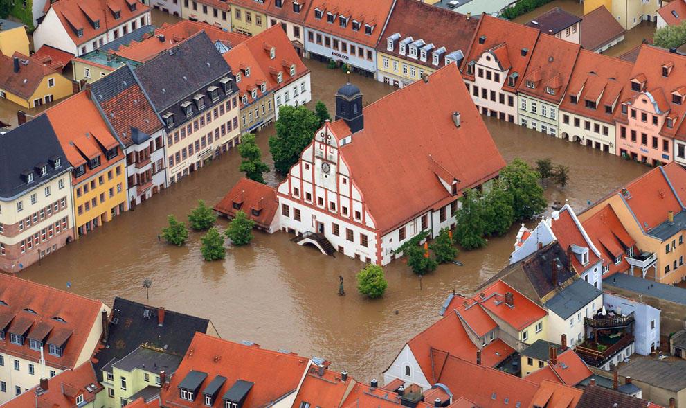 flooding011 Наводнение в Центральной Европе