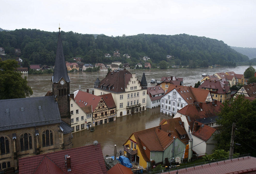 flooding081 Наводнение в Центральной Европе