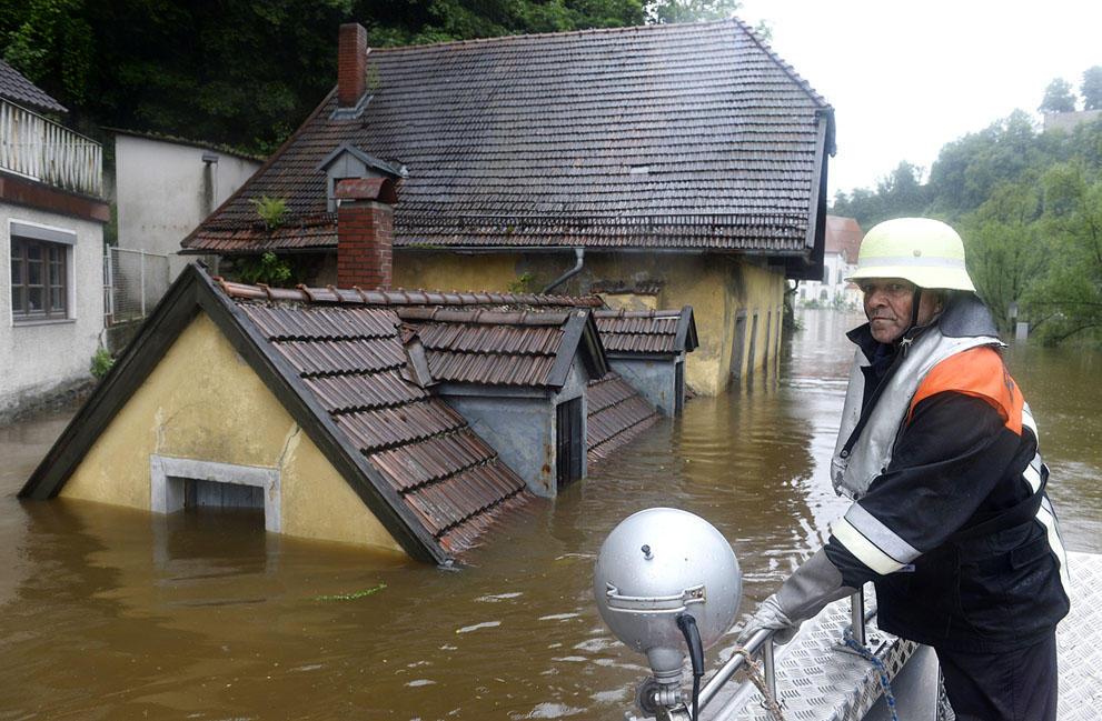 flooding121 Наводнение в Центральной Европе
