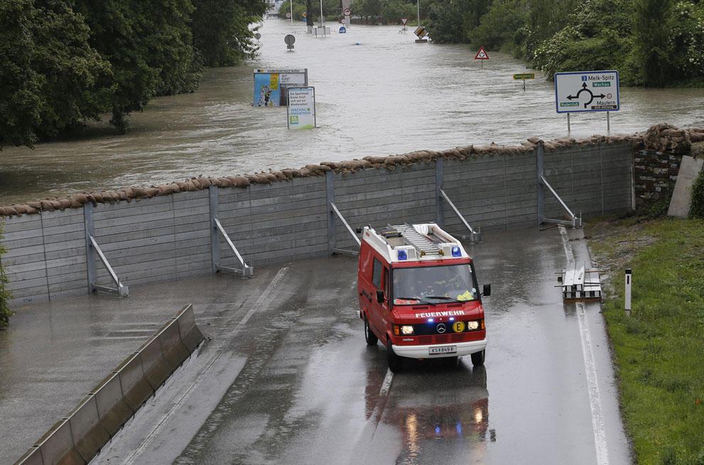 flooding131 Наводнение в Центральной Европе