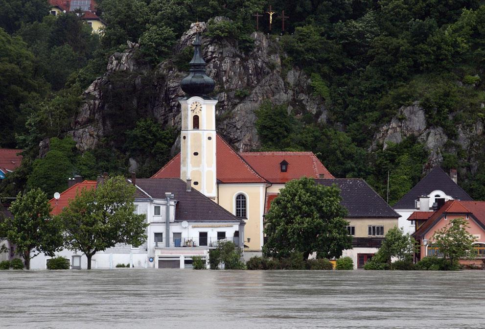 flooding201 Наводнение в Центральной Европе