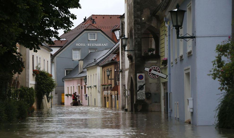 flooding271 Наводнение в Центральной Европе