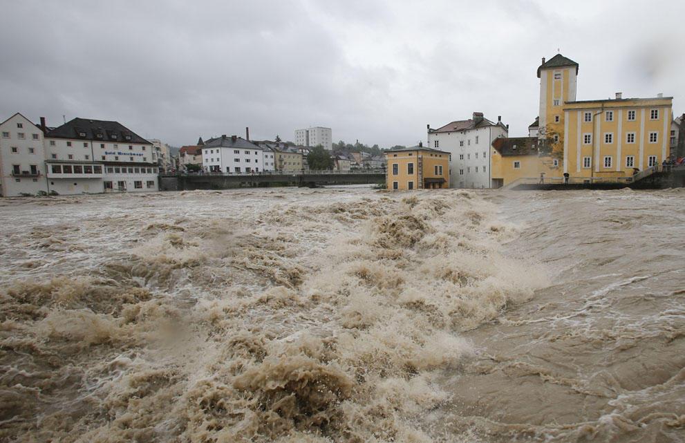 flooding281 Наводнение в Центральной Европе