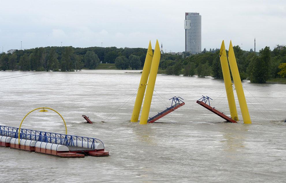 flooding311 Наводнение в Центральной Европе