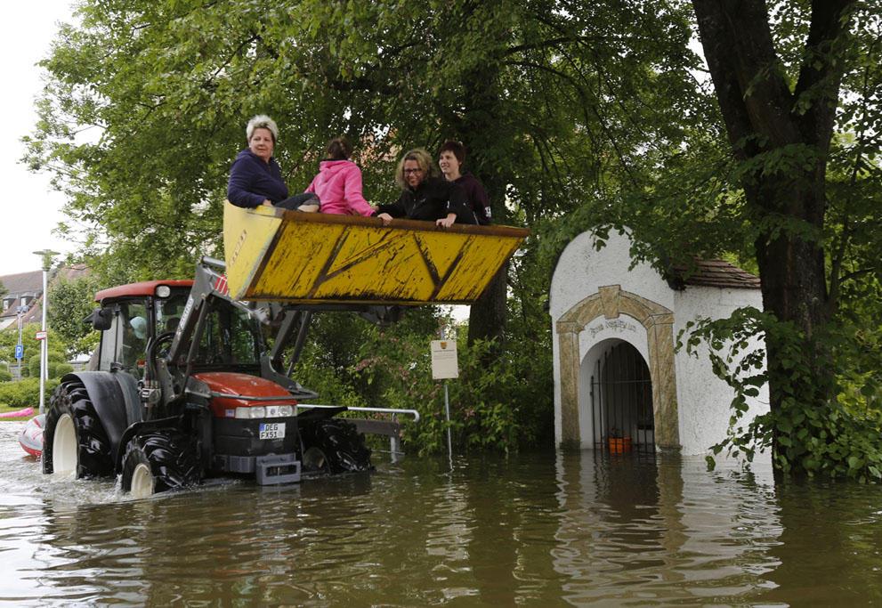 flooding321 Наводнение в Центральной Европе