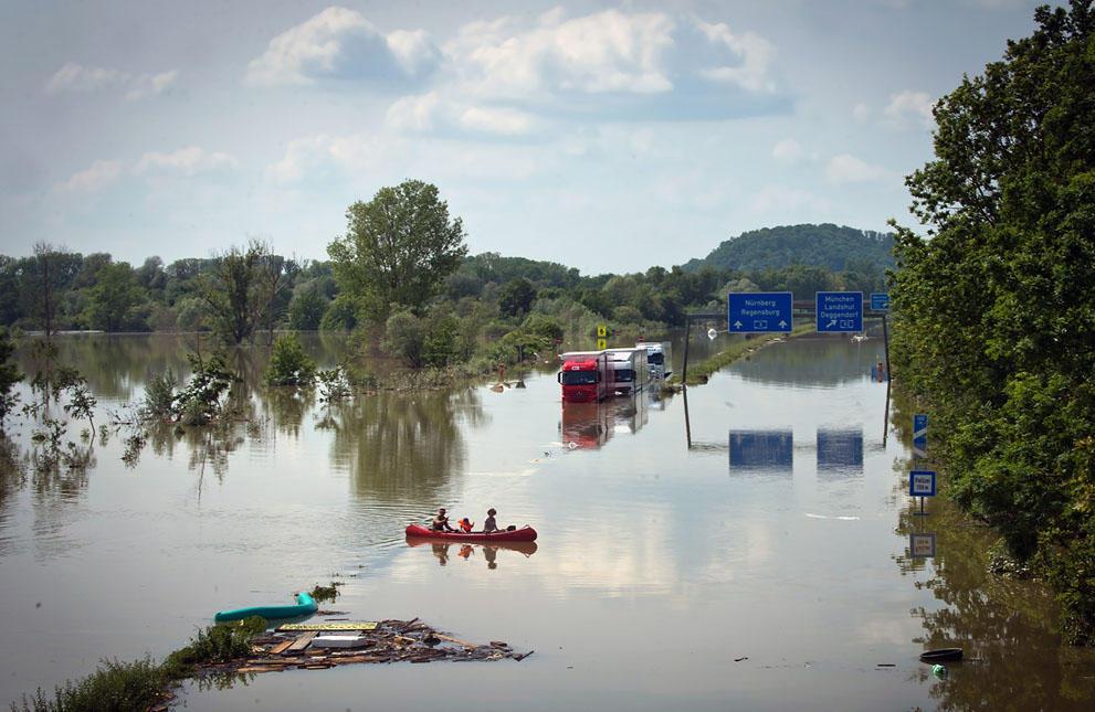 flooding361 Наводнение в Центральной Европе