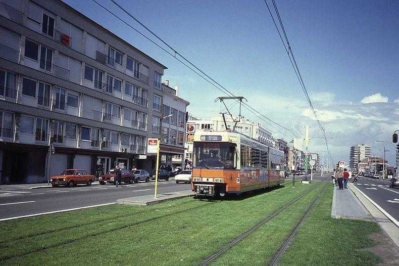 greentramway13 Зеленые трамвайные пути в Европе
