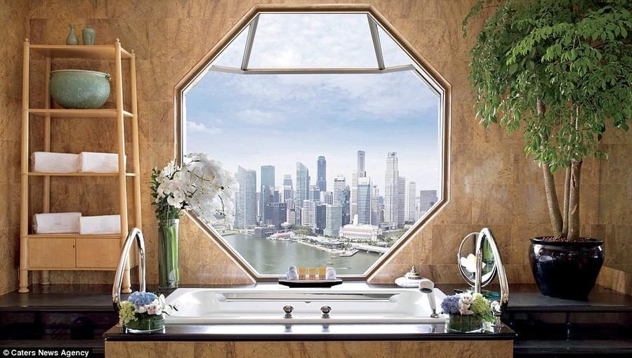 hotels02 Дюжина лучших видов из отелей мира