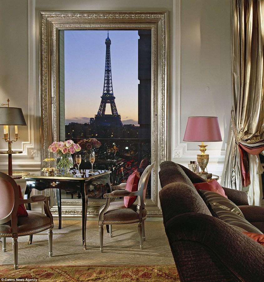 hotels03 Дюжина лучших видов из отелей мира