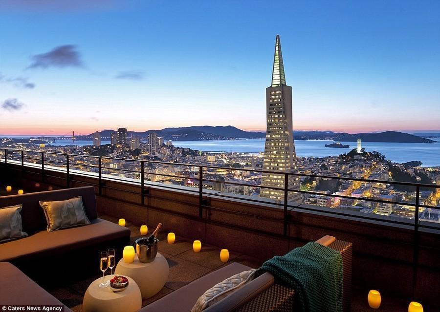 hotels05 Дюжина лучших видов из отелей мира