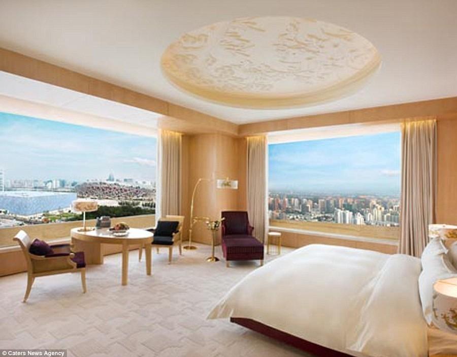 hotels06 Дюжина лучших видов из отелей мира