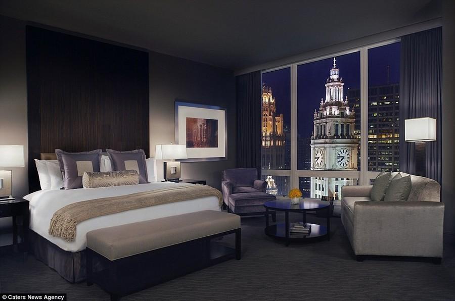 hotels07 Дюжина лучших видов из отелей мира