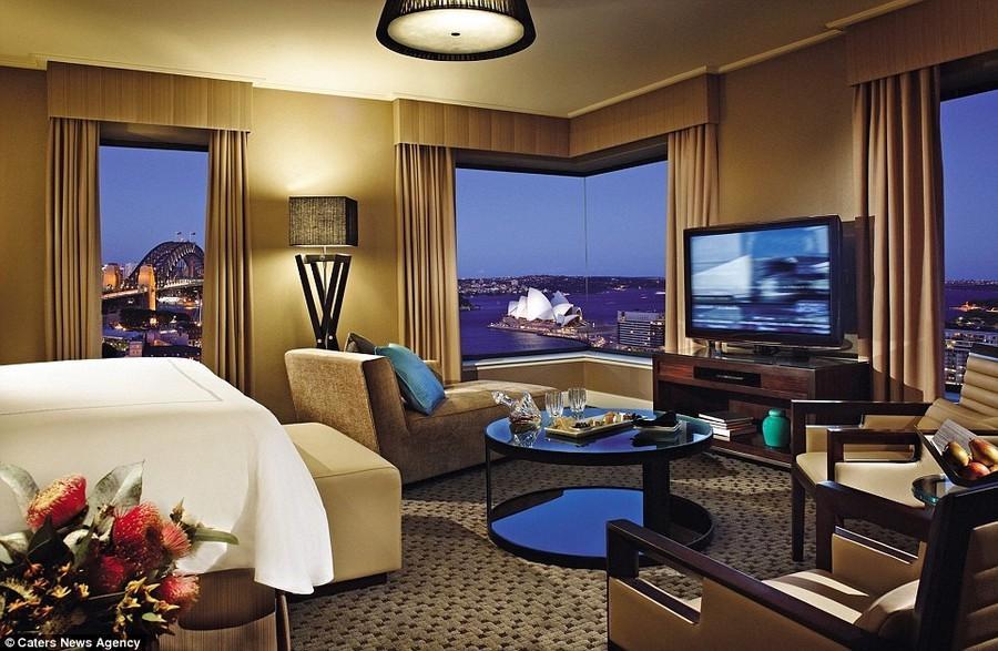 hotels08 Дюжина лучших видов из отелей мира