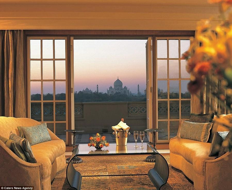 hotels09 Дюжина лучших видов из отелей мира