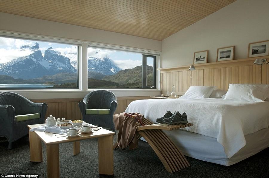 hotels10 Дюжина лучших видов из отелей мира
