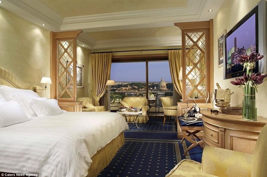 hotels11 Дюжина лучших видов из отелей мира