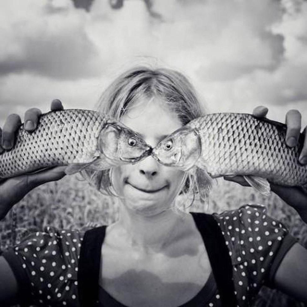 illusions22 Захватывающие фотоиллюзии