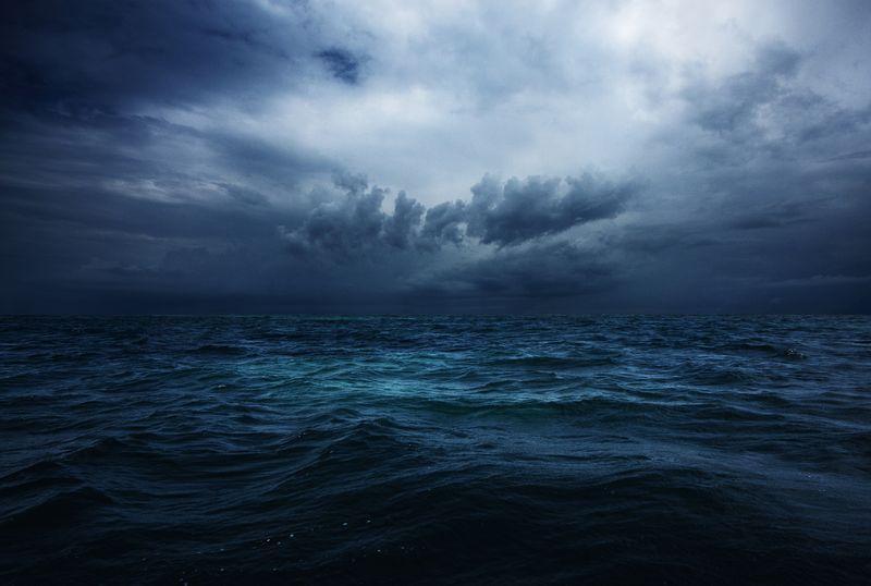 Как я выжил в шторме, пересекая Атлантику налодке