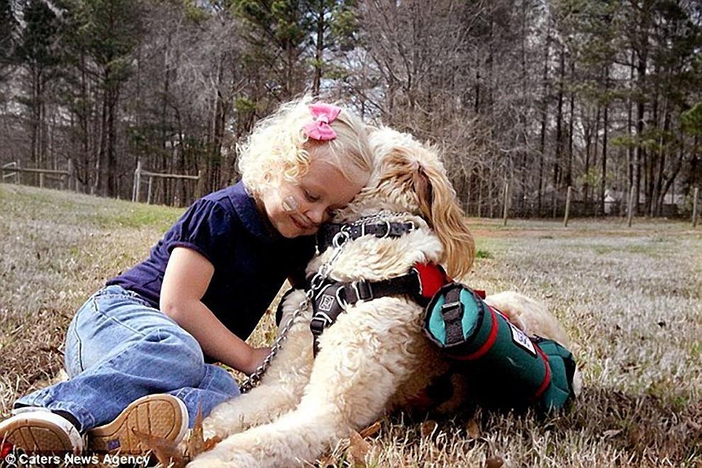 kidsanimals10 10 самых трогательных историй общения детей и животных