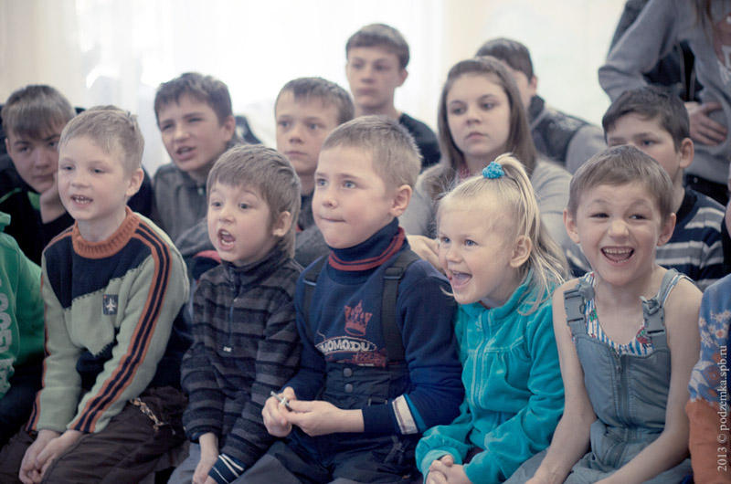 malyshi3 20 июля Бигпикча едет в детский дом деревни Лопухинка (Ленинградская область). Нужна ваша посильная помощь!