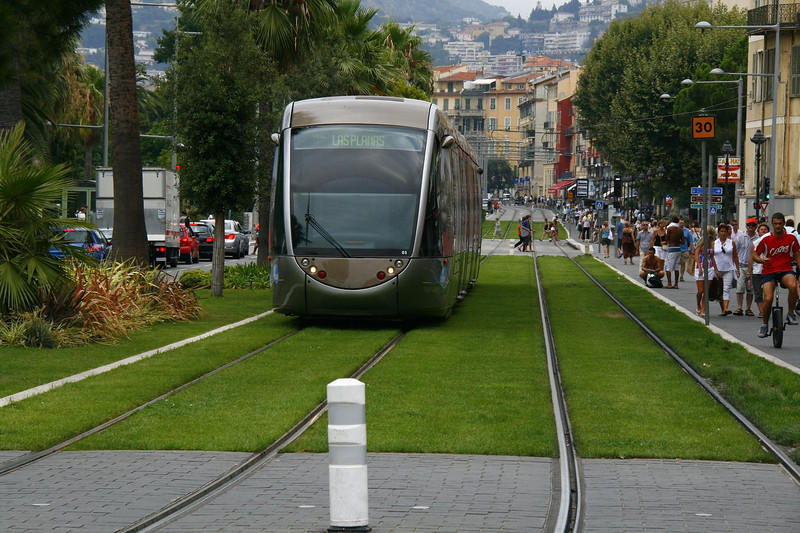 miscelanious011 Зеленые трамвайные пути в Европе
