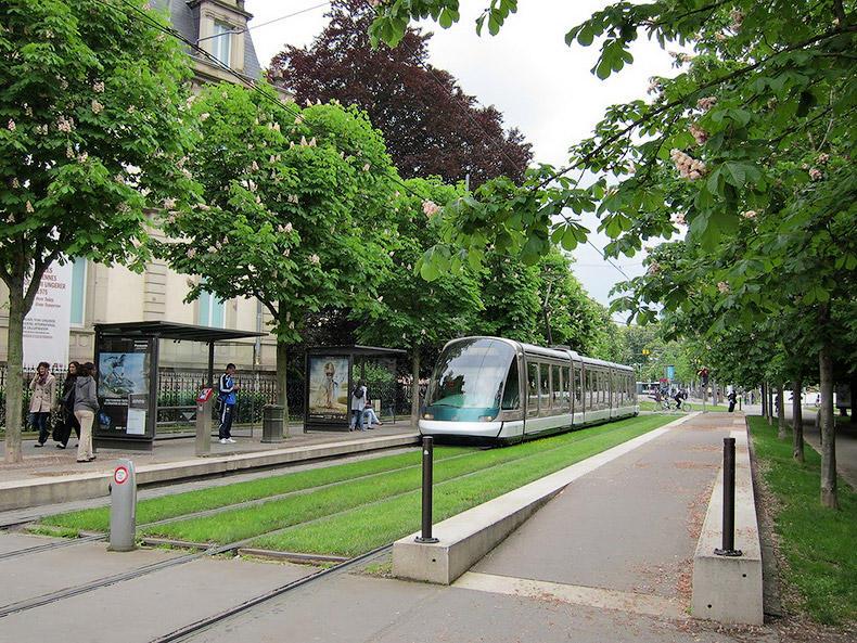 miscelanious031 Зеленые трамвайные пути в Европе