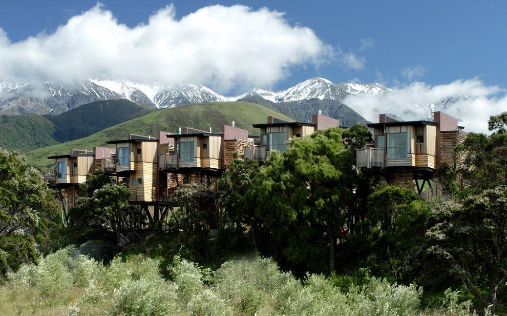 ontrees04 10 самых удивительных отелей на деревьях