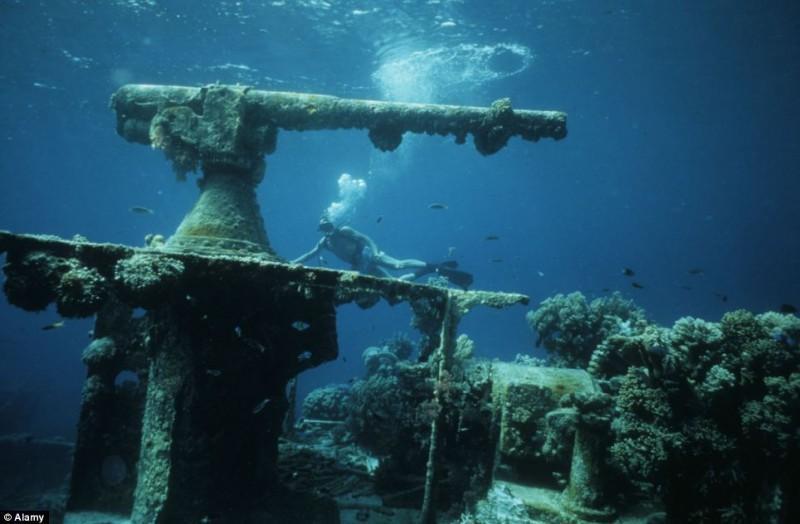 shipcemetery19 800x524 Подводное кладбище кораблей