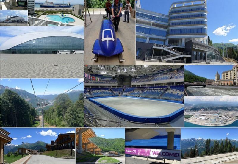 sochi 800x551 50 самых актуальных фотографий большой Олимпийской стройки в Сочи