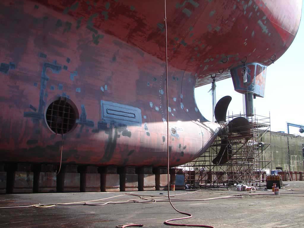 supertarnker 10 Самый большой танкер в мире
