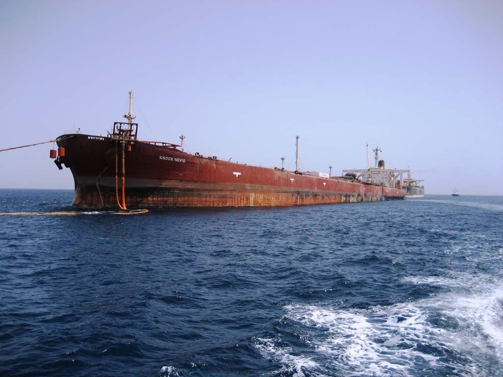 supertarnker 14 Самый большой танкер в мире