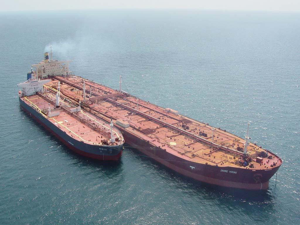supertarnker 2 Самый большой танкер в мире