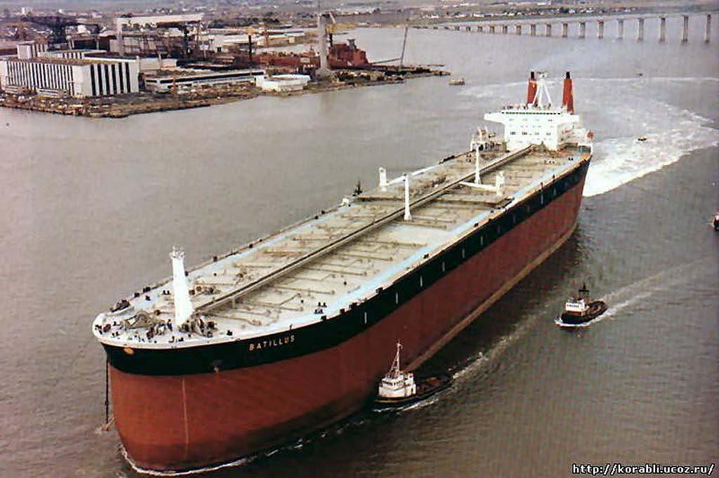 supertarnker 20 Самый большой танкер в мире