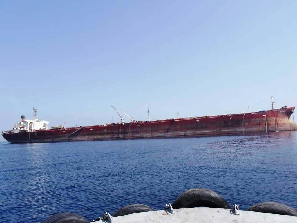 supertarnker 5 Самый большой танкер в мире