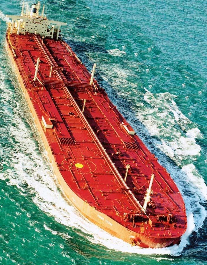 supertarnker 6 Самый большой танкер в мире