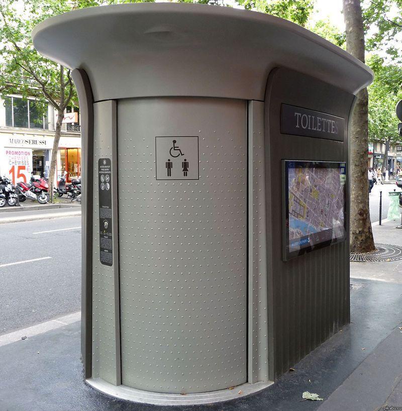 toilets02 Самые креативные туалеты в мире