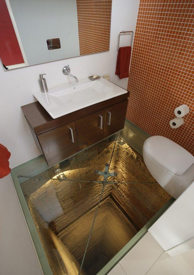 toilets07 Самые креативные туалеты в мире