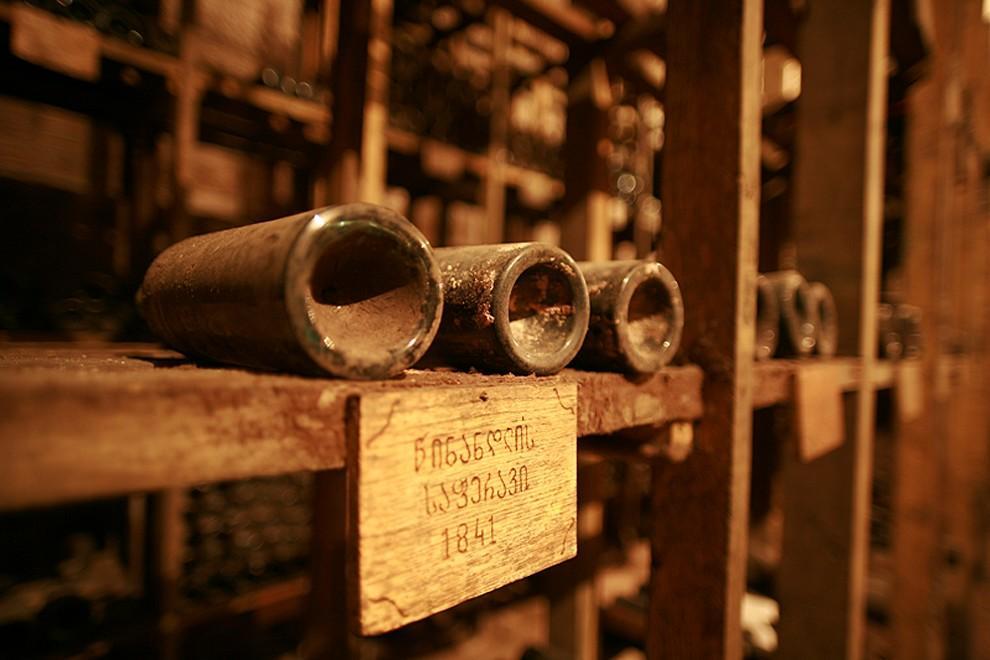 wine02 9 основных сортов грузинских вин