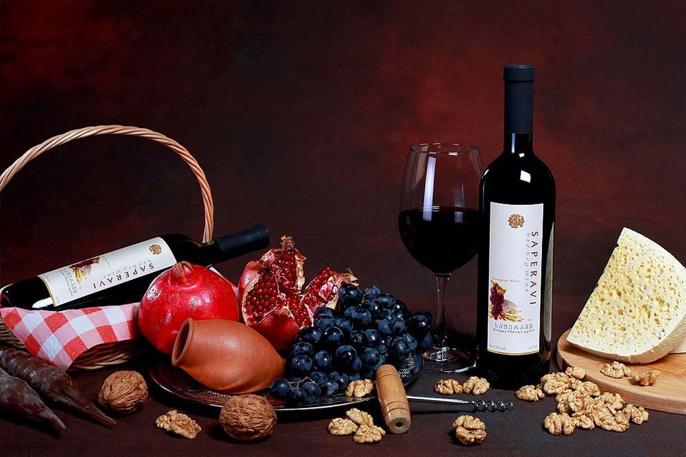 wine04 9 основных сортов грузинских вин